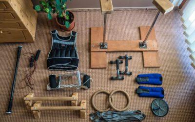 Top 11 Calisthenics Equipment for your Home Gym