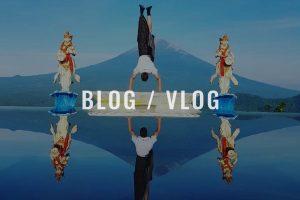handstand volcano bali blog