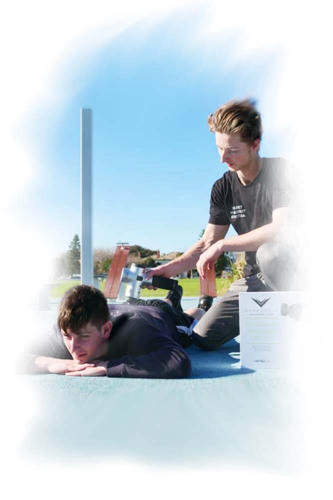 rehab training