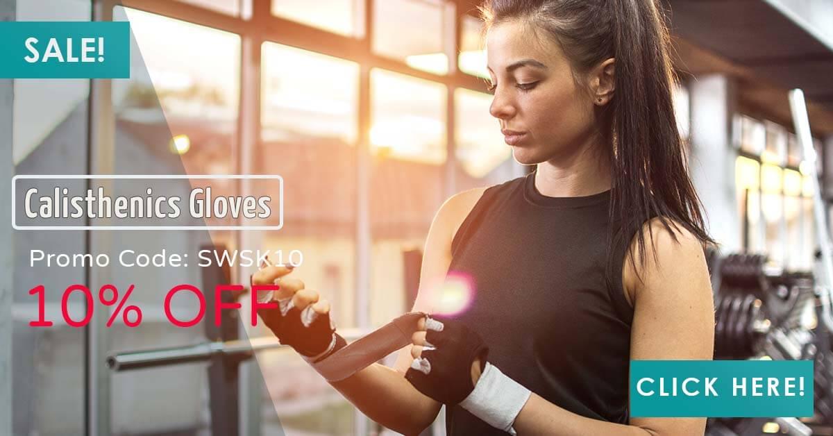 calisthenics gloves product
