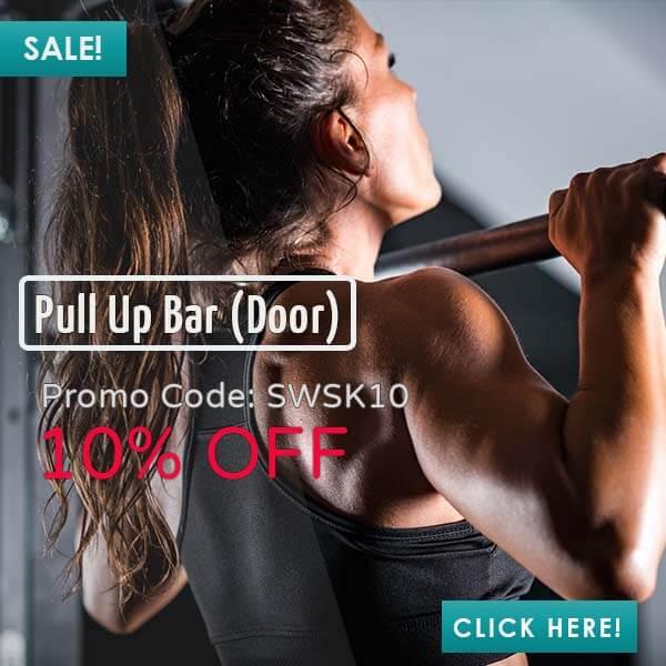pull up bar for door