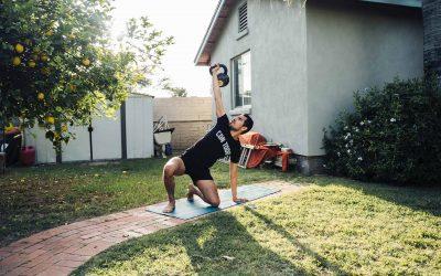 Adding Kettlebells To Your Calisthenics Training